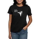 Office Workouts Women's Dark T-Shirt