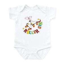 Roller Girl Infant Bodysuit
