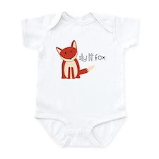 Sly Lil' Fox Infant Bodysuit