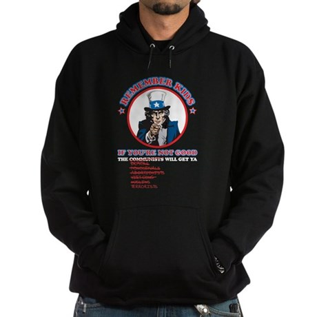 Remeber Kids (regular) Hoodie (dark)