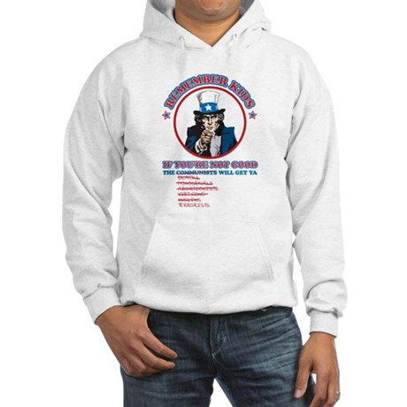 Remeber Kids (regular) Hooded Sweatshirt