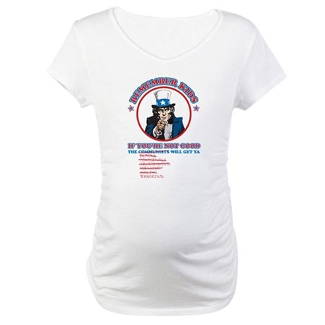 Remeber Kids (regular) Maternity T-Shirt