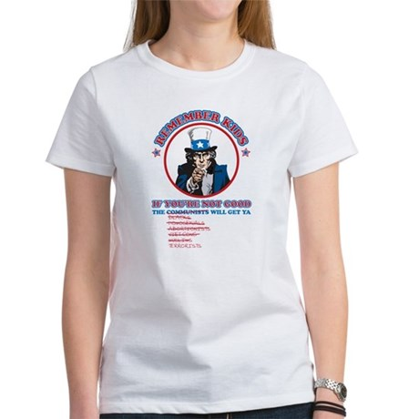 Remeber Kids (regular) Women's T-Shirt