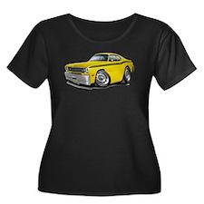 Duster Yellow-Black Car T