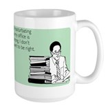 Office Masturbation Mug