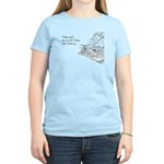 Lay Us Off Women's Light T-Shirt