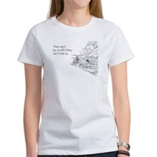 Lay Us Off Women's T-Shirt