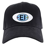 Emerald Isle NC - Oval Design Baseball Hat