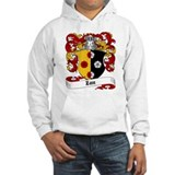 Zan Coat of Arms Jumper Hoody