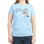 Inspirational Presentation Women's Light T-Shirt