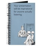 Inspirational Presentation Journal