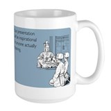 Inspirational Presentation Mug