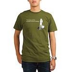 Serotonin Levels Organic Men's T-Shirt (dark)