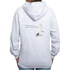 Serotonin Levels Women's Zip Hoodie