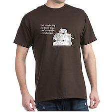 Equally Maladjusted Dark T-Shirt