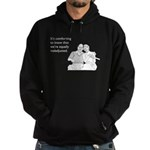 Equally Maladjusted Hoodie (dark)