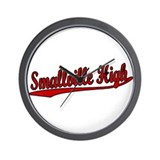 Smallville High Varsity Wall Clock