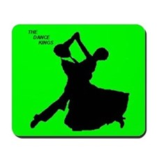 Cute Swing dancing Mousepad
