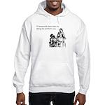 Dating Profile Hooded Sweatshirt