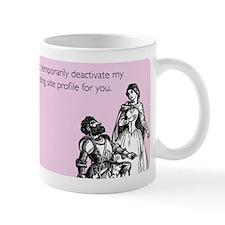 Dating Profile Mug