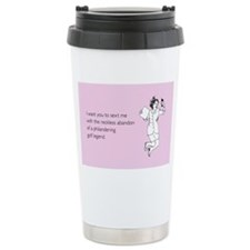Golf Legend Stainless Steel Travel Mug