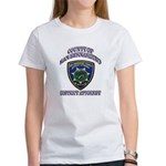 San Bernardino District Attor Women's T-Shirt