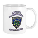 San Bernardino District Attor Mug