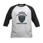 San Bernardino District Attor Kids Baseball Jersey
