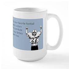 Fantasy Football Large Mug