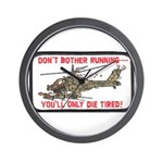 Don't Bother Running Wall Clock