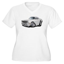Duster White Car T-Shirt