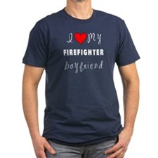 Firefighter Boyfriend T