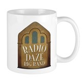 Radio Daze Small Mugs