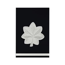 Lieutenant Colonel Rectangle Magnet