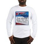 Quotes from Castle Long Sleeve T-Shirt