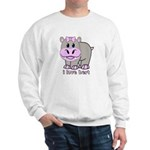 Bert the Hippo Sweatshirt