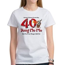 Yung No Mo 40th Birthday Tee
