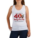Yung No Mo 40th Birthday Women's Tank Top