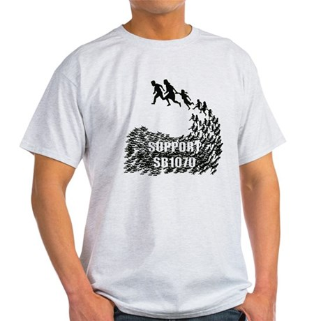 Support SB1070 Light T-Shirt