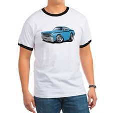 Duster Lt Blue-Black Car T