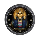 Cute Egypt Wall Clock