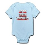 Little Polish Tough Guy Infant Bodysuit
