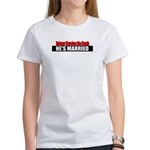 Driver Carries No Cash Women's T-Shirt