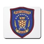 Portsmouth Police Mousepad
