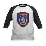 Portsmouth Police Kids Baseball Jersey