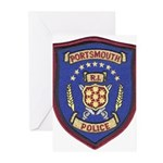 Portsmouth Police Greeting Cards (Pk of 20)