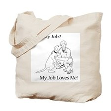 Veterinary Technician Design Tote Bag