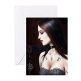 Choker Greeting Cards (Pk of 20)