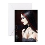 Choker Greeting Cards (Pk of 10)