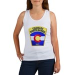 Colorado Mounted Rangers Women's Tank Top